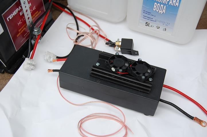 Газ брауна для авто